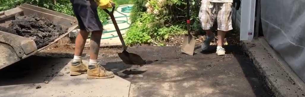 A-pak driveway-repair